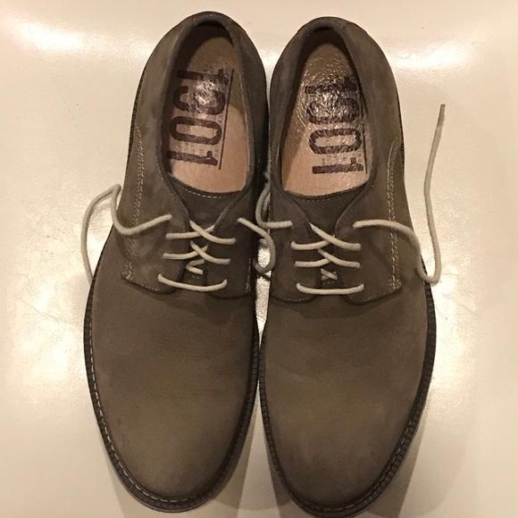 3af9032e9 Nordstrom 1901 Brown Suede Men's Shoes. M_5a7cfbf005f430207115393f